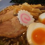 中華そば 坂内製麺 - 料理写真: