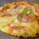 照ちゃんポピー - 【イタリアン】お好み焼きとイタリアンの融合!!ピザ感覚でお召し上がり下さい♪