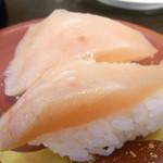 回転寿司喜楽 - ビンとろ¥160☆♪