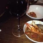 黒板キッチン niko - グラスワイン赤辛口