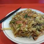 福寿飯店 - 料理写真:皿うどん 650円