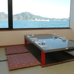 魚三昧 - 座敷(個室)