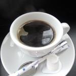 ラ フォンテ - セットのドリンクでコーヒーを
