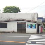 西脇大橋ラーメン - もとお店があった場所です