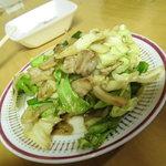 立ち呑みフレッシュ - 野菜炒め