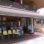 カスターニエ 軽井沢ローストチキン - カスターニエの入り口