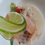 PRIMAVERA - 魚料理
