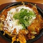 ぼてぢゅう屋台 イオンモール北戸田店 - 京風ねぎ焼きモダン