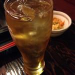 うりずんの風 - さんぴん茶