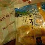 宮古島の雪塩 - 今回はミルク風味を購入