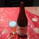 佳燕 - 瓶ビール550円