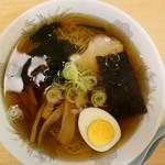 一心 - 料理写真:らーめん(\500)