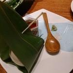27204192 - 笹もち豆腐(\780+税) その1