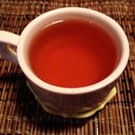 タルカリ - 食後のお茶