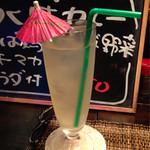 タルカリ - ランチドリンク♪パイナップルジュース