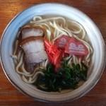 おきなわんcafeちゅらかーぎ - 沖縄そば