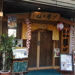 力士料理 琴ヶ梅 - 錦糸町駅北口、北斎通りの一本北側路地
