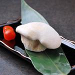 つむぎや テッパンヤキ - 【吉和産】あわび茸のバター焦し醤油 700円
