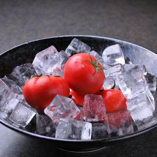 その日仕入れる旬の野菜を使用したお料理も多数ご用意!