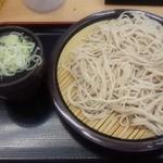 ゆで太郎 - もり 290円