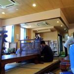 若竹 - 2014年5月11日(日) 店内(一部)