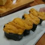 こいずみ - 料理写真:絶品うに軍艦!!
