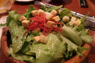 一鶴 - ハウスサラダ