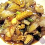 香港酒家 景記 - 八宝菜です