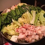 麺屋酒家 鉄風 - もつ鍋