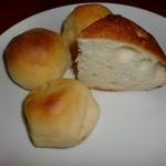パパミラノ - 食べ放題のパン