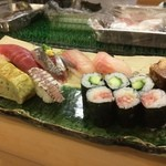 つばさ寿司本店 - 中