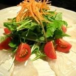 麹や つづみ亭 - カルパッチョ