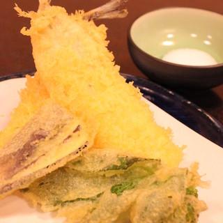 さよりの天ぷら