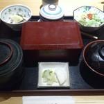 うなぎのふじ井 - ・梅懐石 1800円