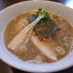 つけめんTETSU 品川店 - 煮干しそば700円
