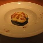 りんどう - 丸茄子のチーズ焼き 美味い^^