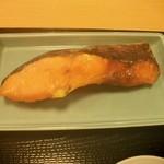 肴屋 - 鮭の西京焼き