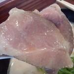 弘雅流製麺 - レアチャーシュー
