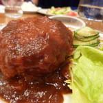 洋食 チャールズ - ハンバーグ