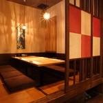 栞 - プライベート感覚で利用できる、落ち着ける空間