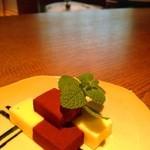 お箸BARおれお - 札幌ロイズの生チョコレート(^^)