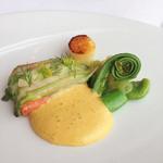 メゾン・ド・タカ - お魚料理