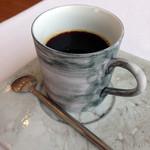 メゾン・ド・タカ - コーヒー