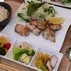 Foresutogaden - 料理写真:鶏ももローズマリー風味のランチ