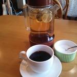 レストランパプリカ - コーヒー♪