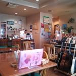 レストランパプリカ - 店内♪