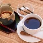 フォレストガーデン - 豆乳プリンとコーヒー
