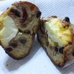 パンやきどころ RIKI - フィリング&クリームチーズたっぷり!
