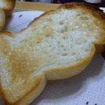 パンやきどころ RIKI - 山食1斤5枚切 ¥216