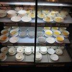 横浜大飯店 - 冷やし系デザートは各自で取りにいけます。